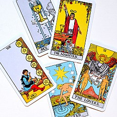 Intuitive Tarot Reader & Teacher